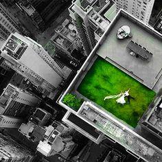 Drone φωτογραφίζει καταλάθος νεόνυμφους στο Hong Kong – tadeefi.gr