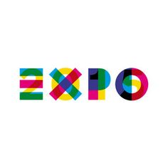 Expo 2015 Milano Logo Winner. Theme: Feeding the Planet. Energy for life.
