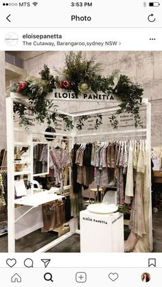26e4813a88e51 21 Best clothing booth display images