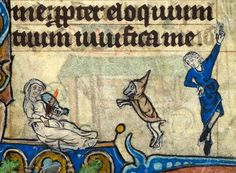 book of hours ('The Maastricht Hours'), Liège 14th century (British Library…