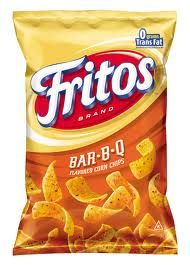 BBQ Fritos-  wish I could find them.