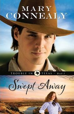 I love a book that starts off hot and heavy with action to pull you right in! Swept Away takes you on a thrill ride of adventure right from the get go. Connealy knows how to grab and  more importantly, hold onto, your attention. You literally get Swept Away by this story.