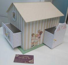 caja casita