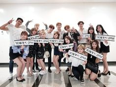 2PM and TWICE  #jypnation #jypfamily #jypn #2PM #TWICE #ONCE #hottest #signal #i'llbe #promise #kpopconcert #2pmconcert #nayeon #jeongyeon #momo #sana #jihyo #mina #dahyun #chaeyoung #tzuyu #junk #nichkhun #taecyeon #wooyoung #junho #chansung #asianstar #kpop