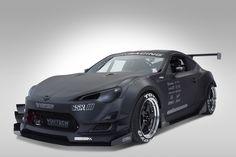Scion FR-S Carbon Stealth