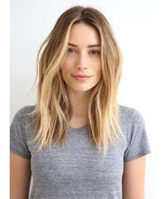 The coolest haircuts every L.A. girl is trying Short Hairstyles Fine, Haircuts For Fine Hair, Medium Fine Hair, Blond Braun, Short Hair Styles, Hair Cuts, Image, Hair Beauty, Beautiful