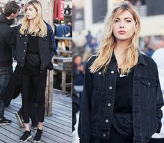 441 Best EBBA ZINGMARK images   Street style fashion, La street ... b74a41b6a1