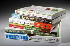 organic farming books...