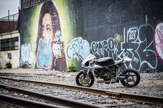 Ducati 748 Cafe Racer - Tim harney Motorcycles - Photos by Adam Lerner #motorcycles #caferacer #motos | caferacerpasion.com
