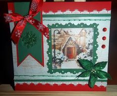 Kika's Designs : Home for Christmas