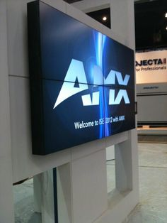 Preview of AMX exhibit at ISE 2012