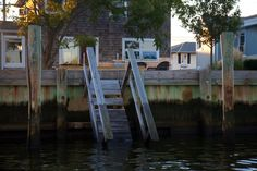 "The Next Step - Picture of the Day: 9/6/11 #2 - ""Damaged Docks of Massapequa Cove #1"""
