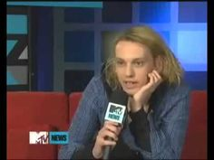 Jamie Campbell Bower - Funny moments It's so hard not to eat cookies sooooooooo hard.