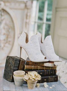 Bella Belle Luxury Wedding Shoes with Joy Proctor and Laura Gordon Photography Sparkly Wedding Shoes, Bridal Wedding Shoes, Wedding Boots, Bridal Heels, Laura Gordon, Cowgirl Wedding, Winter Bride, White Bridal, Luxury Wedding