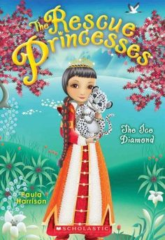 J SERIES RESCUE PRINCESSES. Princess Maya welcomes the Rescue Princesses to the kingdom of Lepari. It's a beautiful land, where the king has sworn to protect the rare snow leopards that live in the mountains. Maya and her new friends are devastated to learn about a secret plan that will harm the leopards. The girls want to save them, but first they must convince the Lepari royalty that the leopards are really at risk.