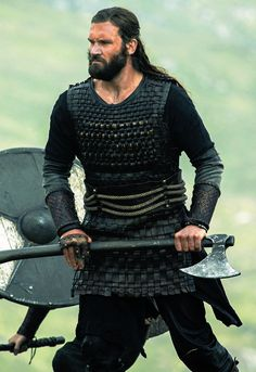 "Rollo   Vikings 3.03 ""Warrior's Fate""    courtesy of Farfaraway"