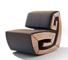 LUU - Stylish chair by Sedesregia
