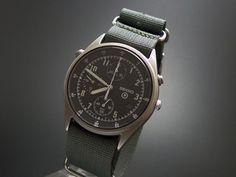 Seiko Military Watch Made for the British RAF | watchshock.com