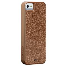 Case-Mate Rose Gold Glam Case for Apple iPhone 5  / 5S