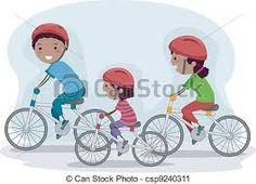 Znalezione obrazy dla zapytania rysowanie człowieka na rowerze