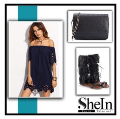 """Shein 2./1"" by b-necka ❤ liked on Polyvore featuring Sheinside and shein"
