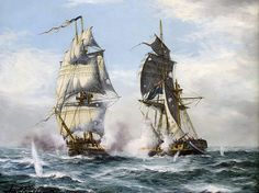 Naval Duels of the War of 1812