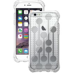 Ballistic Jm3345-B17N Iphone(R) 6/6S Retro Jewel Case (Silver)