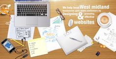 Banner design for west midland business