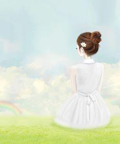 Lola Zodoriya ( Daughter Of Mehlise ) Anime Korea, Korean Anime, Lovely Girl Image, Girls Image, Girl Cartoon, Cute Cartoon, Cartoon Photo, Lily Cat, Cute Girl Wallpaper