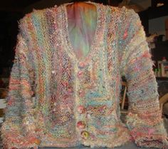 Special Effects Sweater