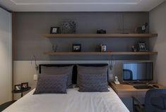Apartamento com ambientes integrados em Perdizes (Foto: Romulo Fialdini…