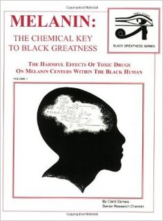 Melanin: The Chemical Key To Black Greatness.