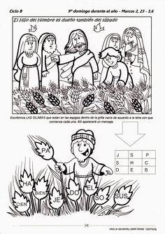 El Rincón de las Melli: LITURGIA: CICLO B