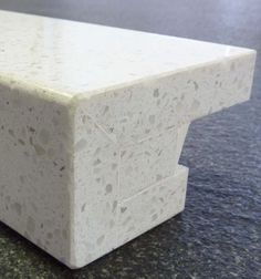 How Caesarstone looks thicker than just 20 or 30 mm