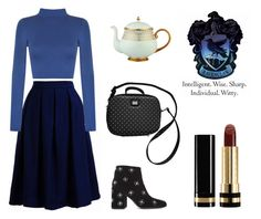 """Ravenclaw"" by anvini on Polyvore featuring art"
