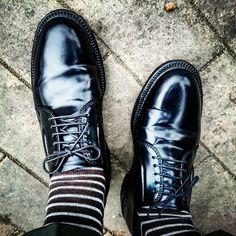 articj22 #alden #aldenshoes #aldenarmy #990 #cordovan #horween #shellcordovan #shoes #menswear #menstyle #mensfashion #dapper #ootd #outfit #shoestagram #dailylook #알든 2017/04/14 15:13:52