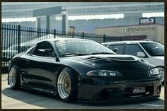 Mitsubishi Eclipse DSM club