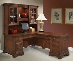 coaster shape home office computer desk. Richmond Computer Desk With Return And Hutch | Aspen Home Gallery Stores Coaster Shape Office I