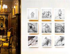 Customizable 9 Framed pencil sketch Drawings , original fine art reproductions printing Artwork Prints, Painting Prints, Framed Prints, Drawing Sketches, Pencil Drawings, Deer Art, Paper Dimensions, Artist Trading Cards, Handmade Home Decor