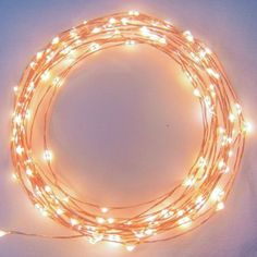 Amazon.com : The Original Starry Starry Lights - Warm White Color on Copper Wire - 20ft LED String Light - Includes Power Adapter - 2nd Gene...