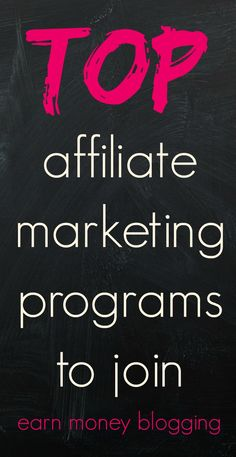 Want to boost up your blogging income? Here's a list of affiliate marketing programs that you can join and double your earnings by recommending the products to your readers. CHECK OUT NOW!