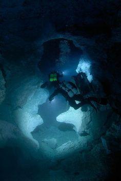 underwater caves | underwater-caves