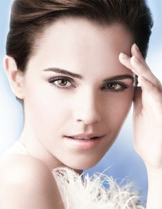 Emma Watson by Lancome, Rogue in Love Campaign 2012.