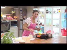 El toque de Samantha Receta de Risotto Milanesa - YouTube