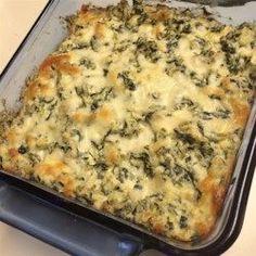 Chef Johns Hot Spinach Artichoke Dip - Allrecipes.com