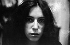 Patti Smith, Brooklyn, 1968 by Lloyd Ziff