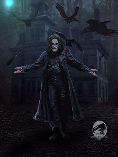 BROTHERTEDD.COM - The Crow by SYLVIAsArt on DeviantArt The Crow, Dark Fantasy, Fantasy Art, Corvo Tattoo, Crow Pictures, Crow Movie, Crow Mask, Crane, Dragons