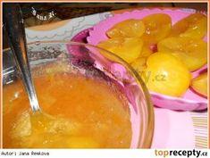 Džem ze žlutých blum Plum, Pudding, Fruit, Desserts, Food, Catalog, Tailgate Desserts, Deserts, Custard Pudding