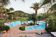 Ibiza Villa Pool Chic Holiday Good Life www.bookmylifestyle.com