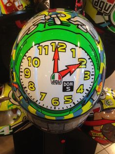 #AGV #VALENTINOROSSI Gp Tech Special Edition WAKE UP